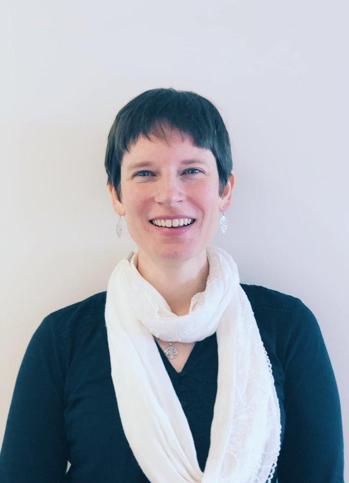 Sasha Greene, Author of Something Like Happy